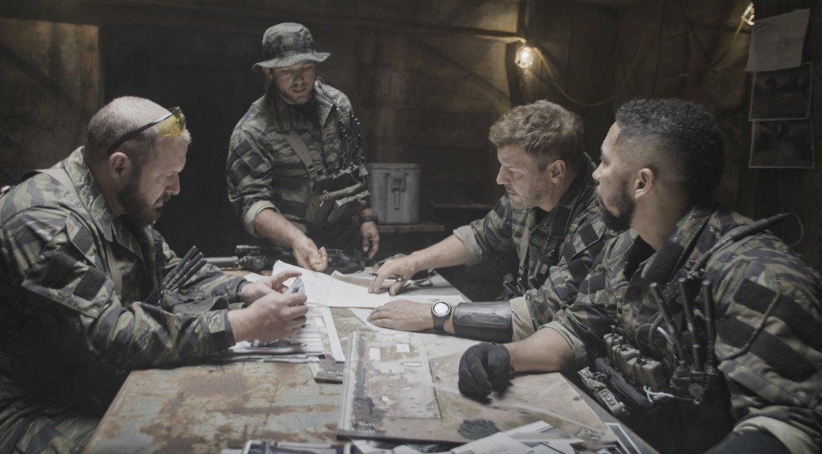 Are you keeping up with Bravo Team? 💥 A new episode of #SEALTeam is now streaming exclusively on #ParamountPlus.