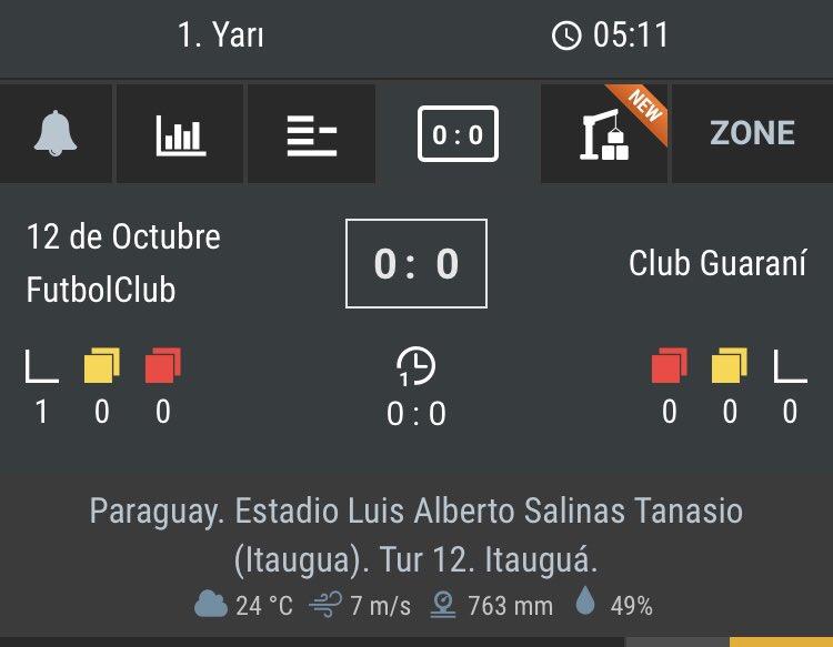 WONNNN   ✅✅✅✅✅✅✅✅✅✅✅✅  💰 1.60  🌍 #Paraguay    YEDEK HESAP(BACKUP ACCOUNT): @cedide43   #livebet #inplay #rolling #sportsbetting #GamblingTwitter #FreePicks #Bitcoin