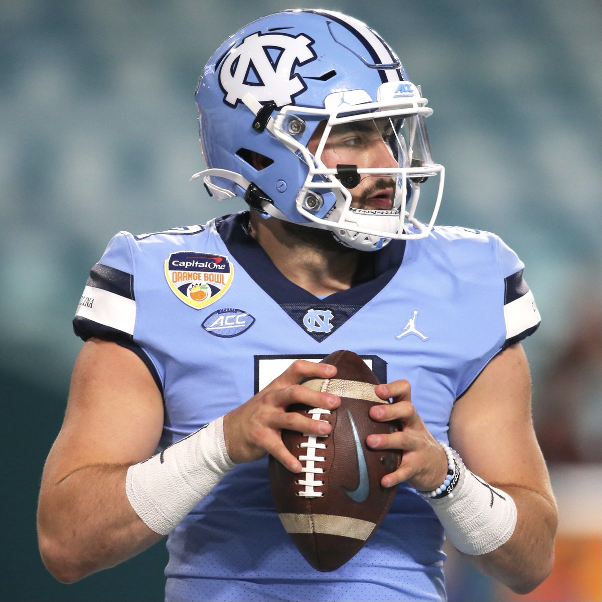 Since 2019, Sam Howell has... 🔹 86 passing TDs (1st) 🔹 9,044 passing yards (1st) 🔹 71 big time throws (1st)
