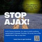 Imagen del comienzo del Tweet: AJAX quiere construir su