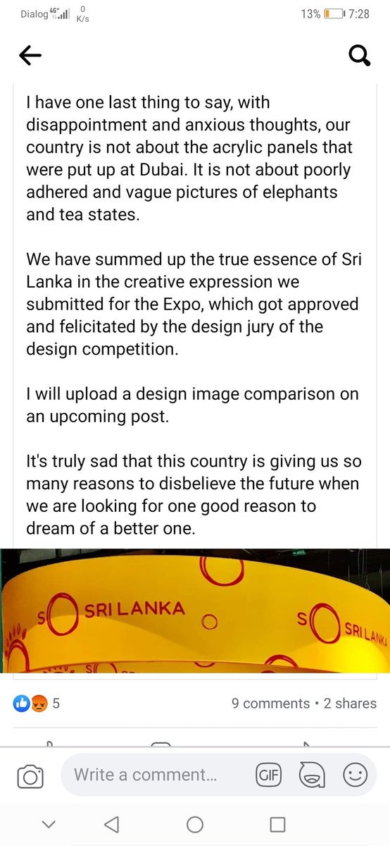 Shocking revelations by the University of Moratuwa design team about what EXACTLY went down at the Dubai Expo!   Utter bloody shame I tell you. Don't be surprised if you see this talented young lot standing in immigration lines waiting to get out!  #DubaiExpo2021