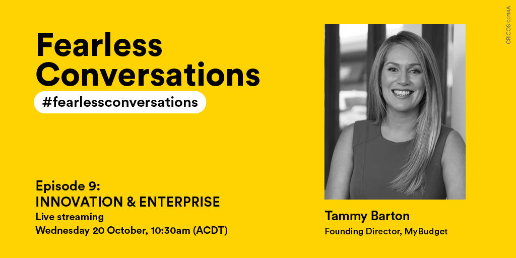 Looking forward to joining the important conversation tomorrow about how we can assist our great State to prepare for a brighter future. #Fearlessconversations, a wonderful initiative by Flinders University and News Corp