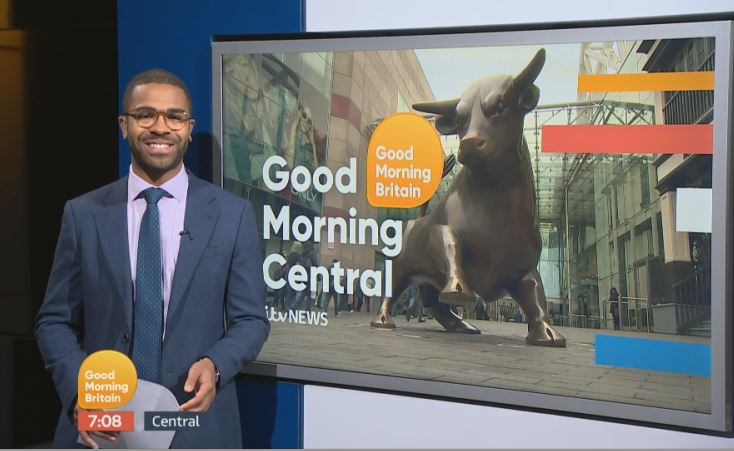 Join me shortly for your @ITVCentral morning bulletin 🌥