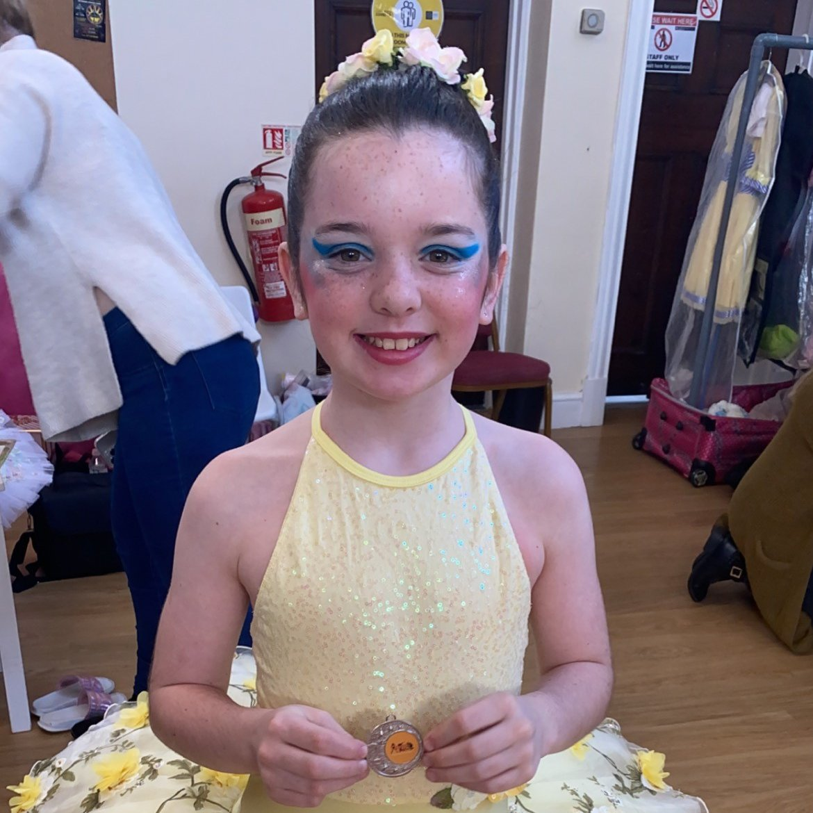 ❤️ Student Success! We'd like to say a HUGE well done to our student, Ruby, who came second in every solo #dance competition she entered last weekend. 💃 What an awesome achievement! 🙌 #FoundingMember