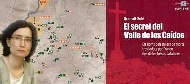 Avui la professora Solé @QBru participa a les Jornades de Memòria del País Valencià: