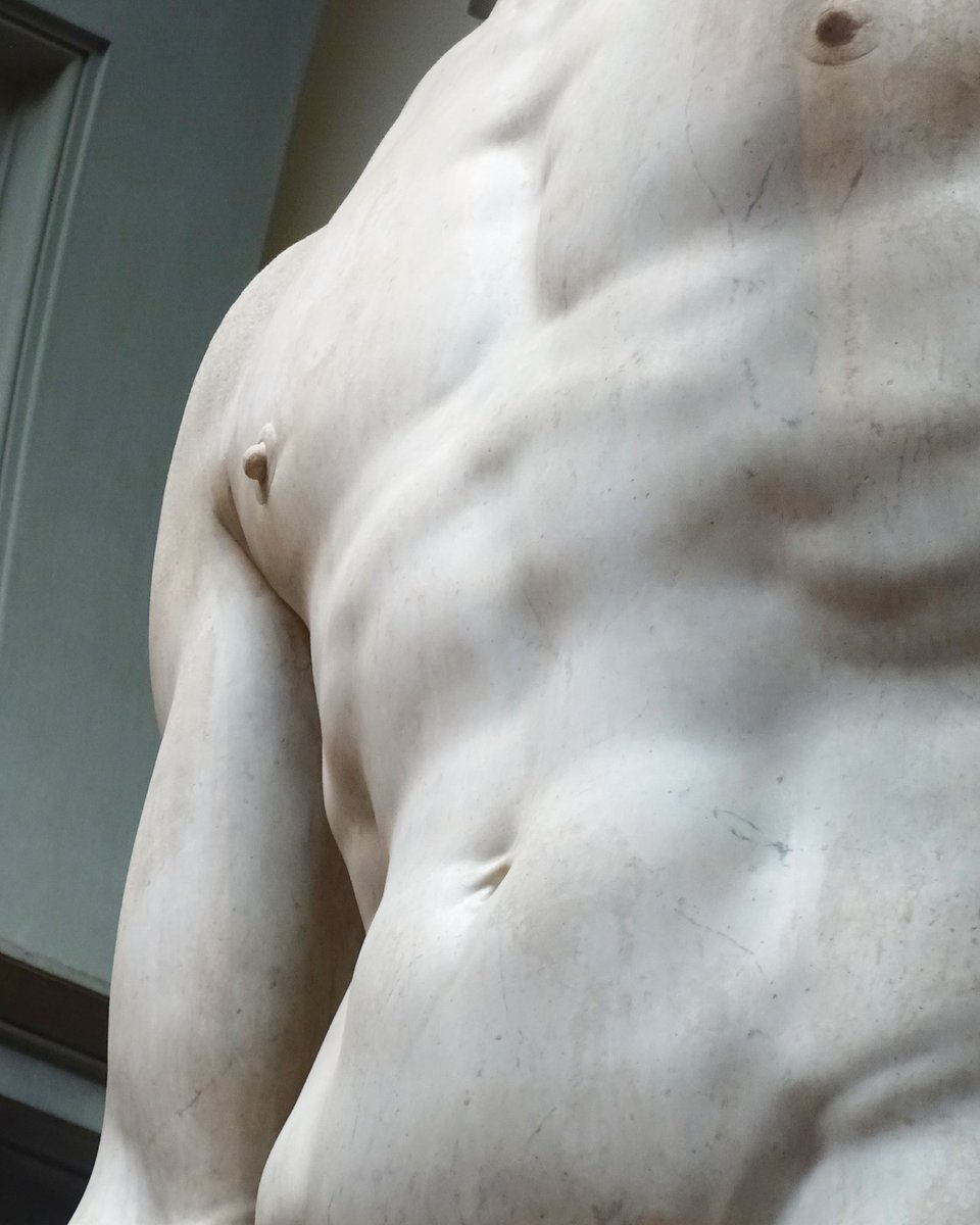 David by Michelangelo Galleria dell'Accademia, Florence, Italy.
