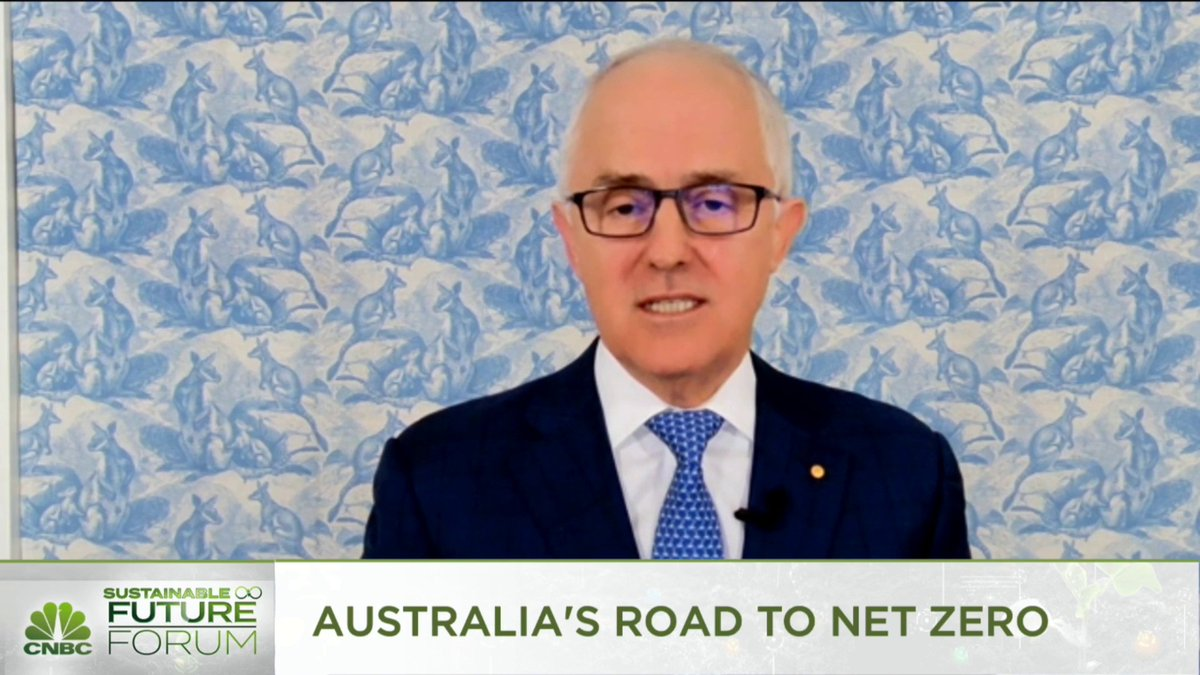 Image for the Tweet beginning: Australia could become 'roadkill' if
