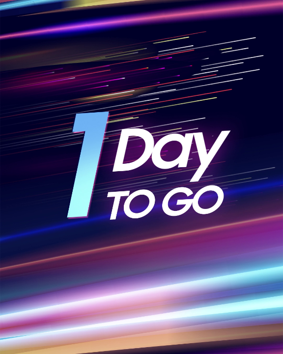 Image for the Tweet beginning: Tomorrow's the day to turn