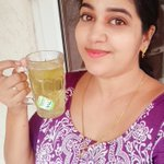 Image for the Tweet beginning: Rain 🌧️ and Green Tea