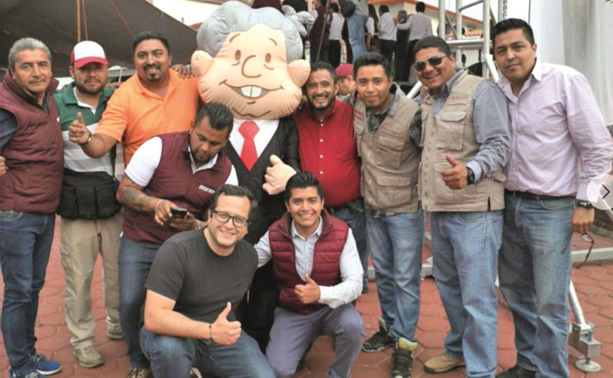 #EnPortada Gobiernos de Morena contrataron a empresa fantasma eluniversal.com.mx/nacion/gobiern…