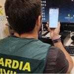 Image for the Tweet beginning: La Guardia Civil detiene a
