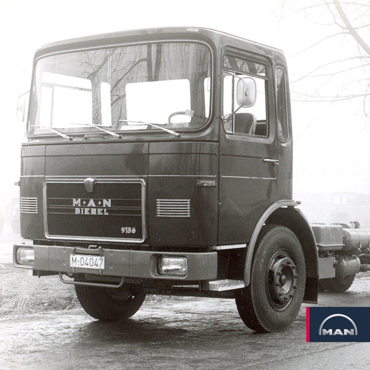 60'lı yılların efsane aslanı… #MAN #MANtruckandbusTurkey #MANkamyonveotobüs #TBT #tbt #throwback