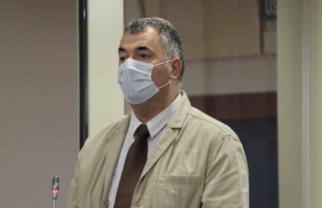 Operatori pulizia ospedale S.Carlo Potenza, interv...