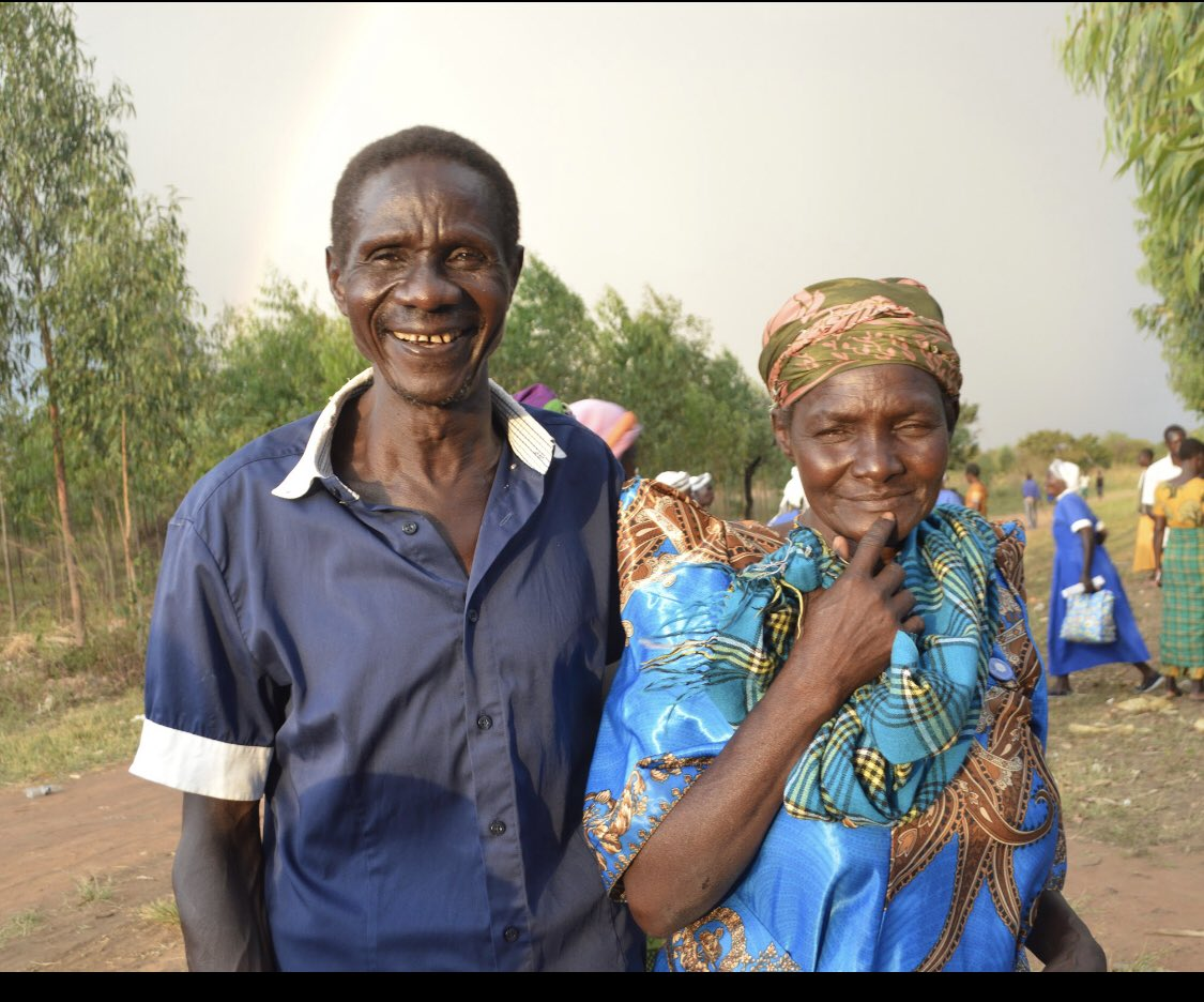In the end, family, community and love is all that matters. #ruraldevelopment #rurallife #okerecity