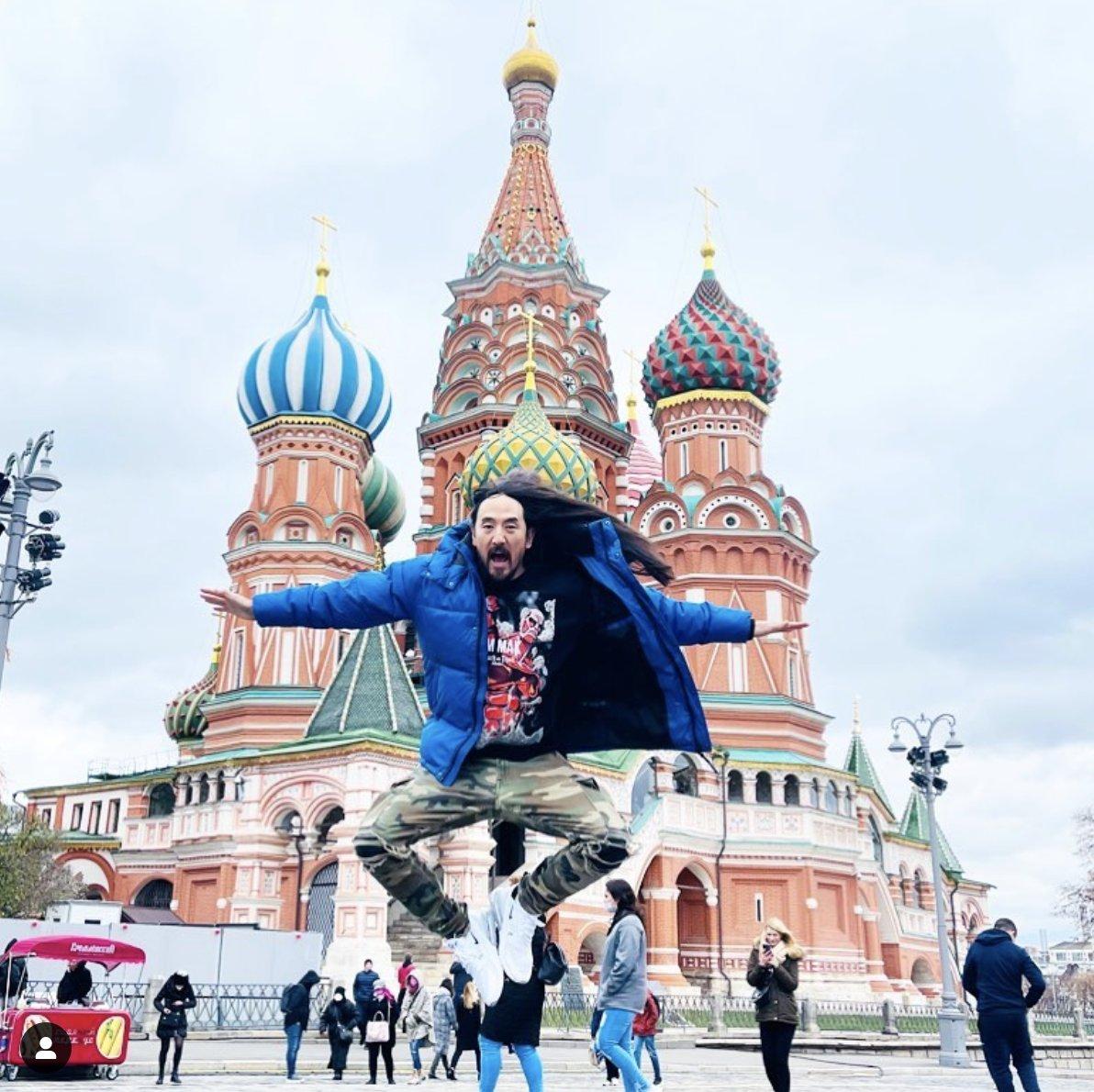 Moscow!!!!!! #aokijump #1052