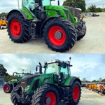Image for the Tweet beginning: Two Fendt 900 series both