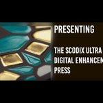 Image for the Tweet beginning: La Scodix Ultra 5000 es