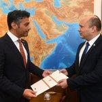 Image for the Tweet beginning: United Arab Emirates Ambassador @AmbAlKhaja