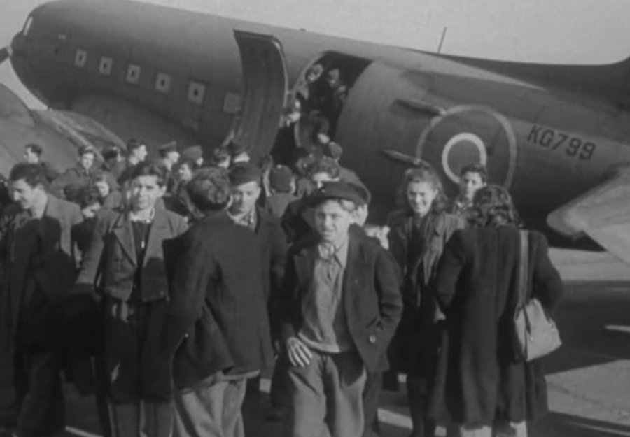 ICYMI: Our friends @45AidSociety have launched a new history archive about 'The Boys'. We hope teachers will visit & explore the archive: 45aid.org/history It would be a great site to develop student research skills & help enrich Holocaust T&L opportunities. RT