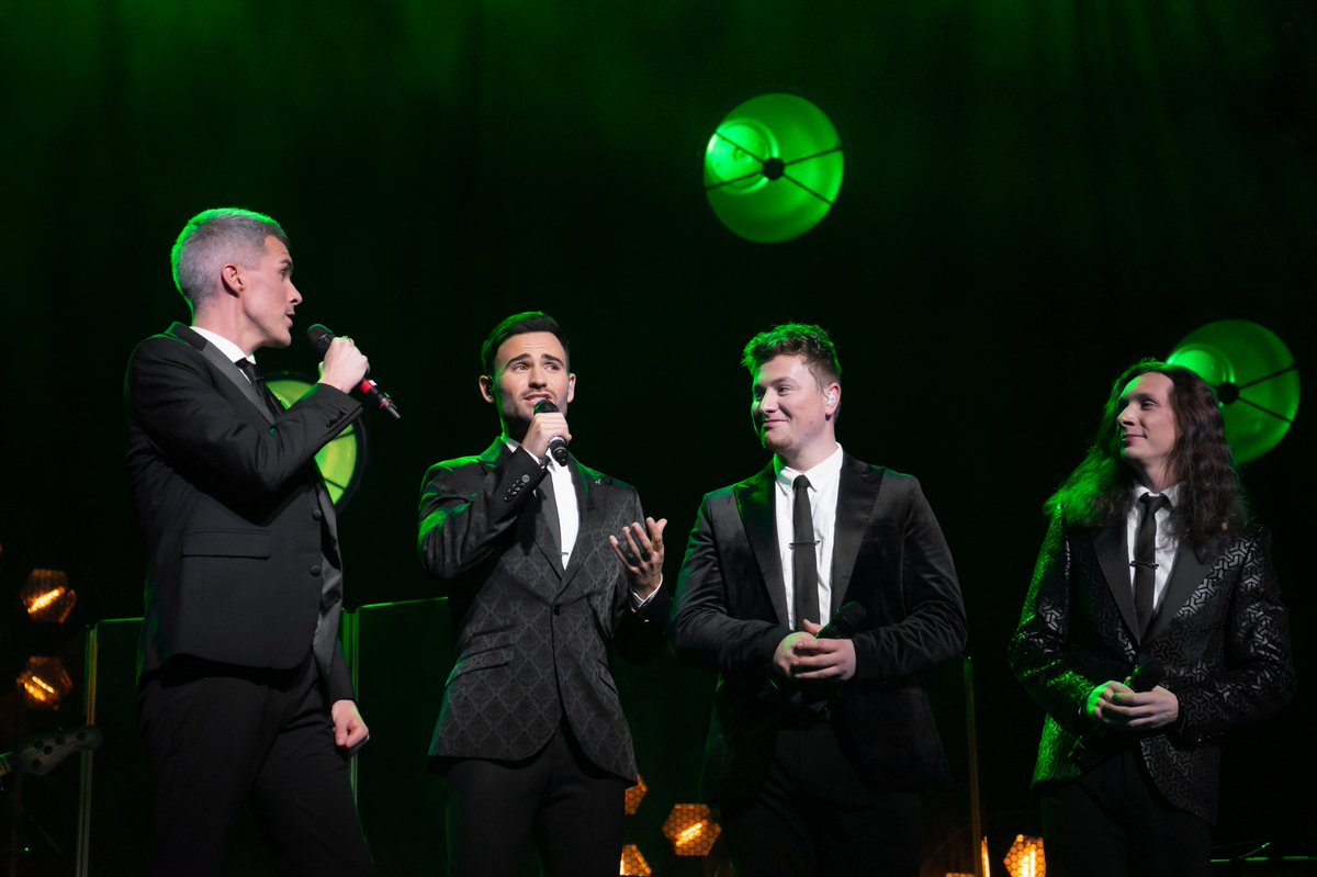 Show 8 @IpswichRegent 🙌 This tour is flying by so fast but we are having the best time and appreciate the support from you all so much! ❤️ 🎟 gigsandtours.com/tour/collabro 📸 Rhys Davies