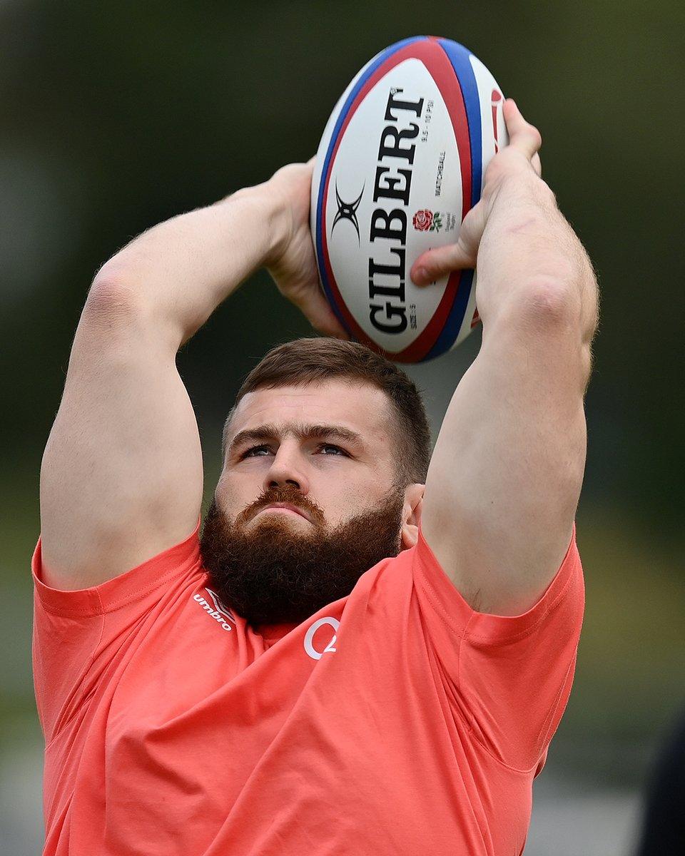 test Twitter Media - Squad update | Luke Cowan-Dickie has withdrawn from the England squad for the @autumnnations series with an ankle injury.   Jamie George has been called up for next week's training camp in Jersey.   All the best with your recovery @1_Dickie 💪 https://t.co/BPDzbHnHBJ