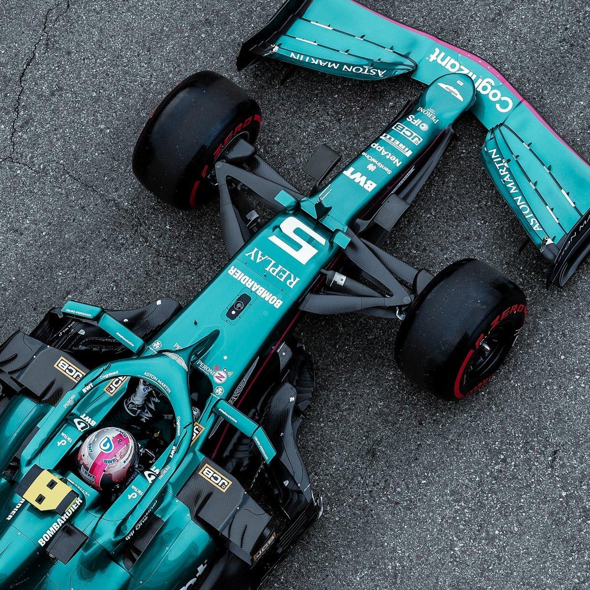 🗣️Ralf Schumacher: 'Budapeşte'de olduğu gibi kazalar olmadıkça Sebastian'ı ilk 10'da çok sık göreceğimizi sanmıyorum. Kesinlikle McLaren ve Ferrari'nin arkasındalar ve hatta AlphaTauri bile önlerinde. Bu yüzden Vettel için zor bir yıl sonu olacak.'  (Sky Germany)