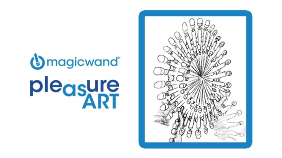 Magic Wand 'Pleasure as Art' Commission Artist Announced @TrueMagicWand xbiz.com/news/262381/ma…