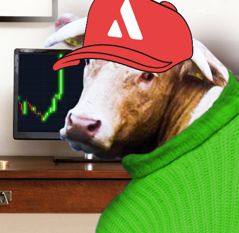 Hey CT fellas, do you guys approve my bullish look to check the #AVAX chart? looks like a good day to come back to $60!