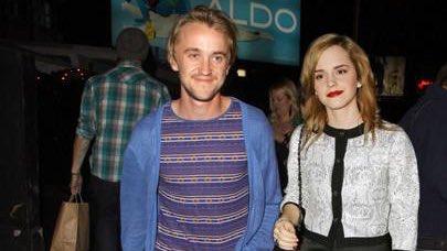 Tom Felton, Emma Watson'ın ilk aşkıydı..