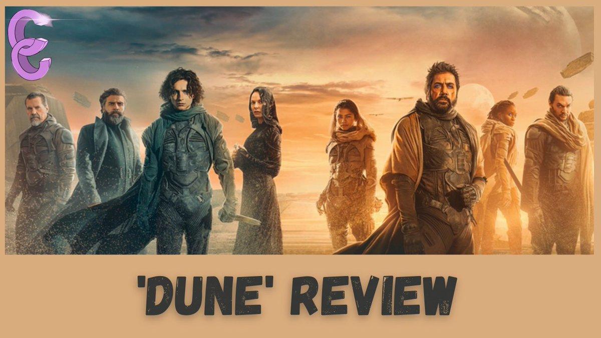 My #DuneMovie review is now up on #YouTube!   📺: https://t.co/oc8defnsEy  #PaulAtreides #LadyJessica #DukeLeto #DuncanIdaho #Dune #Gurney #Stilgar https://t.co/gcNvvHkR9A.
