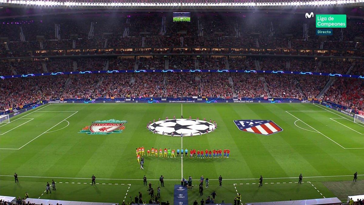 Full match: Atletico Madrid vs Liverpool