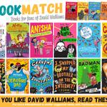 Image for the Tweet beginning: Great alternatives to David Walliams'
