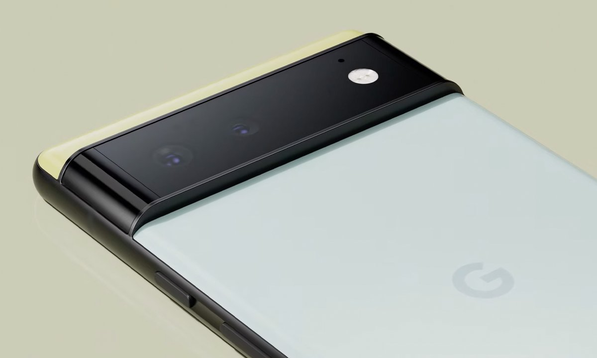 The Pixel 6's camera will feature larger image sensors and smarter photo editing AI