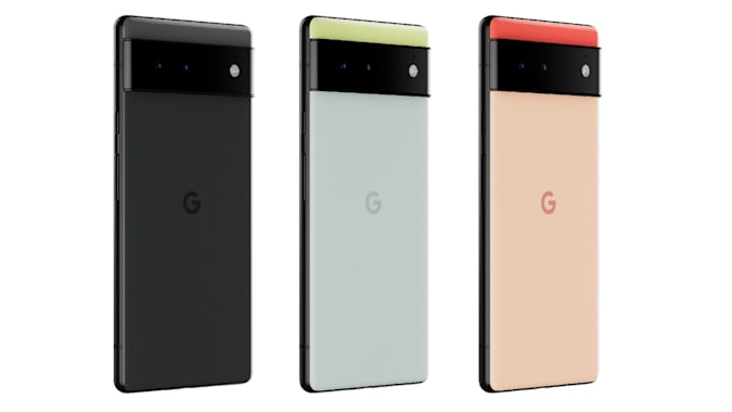 Google's Pixel 6 can translate text as you type