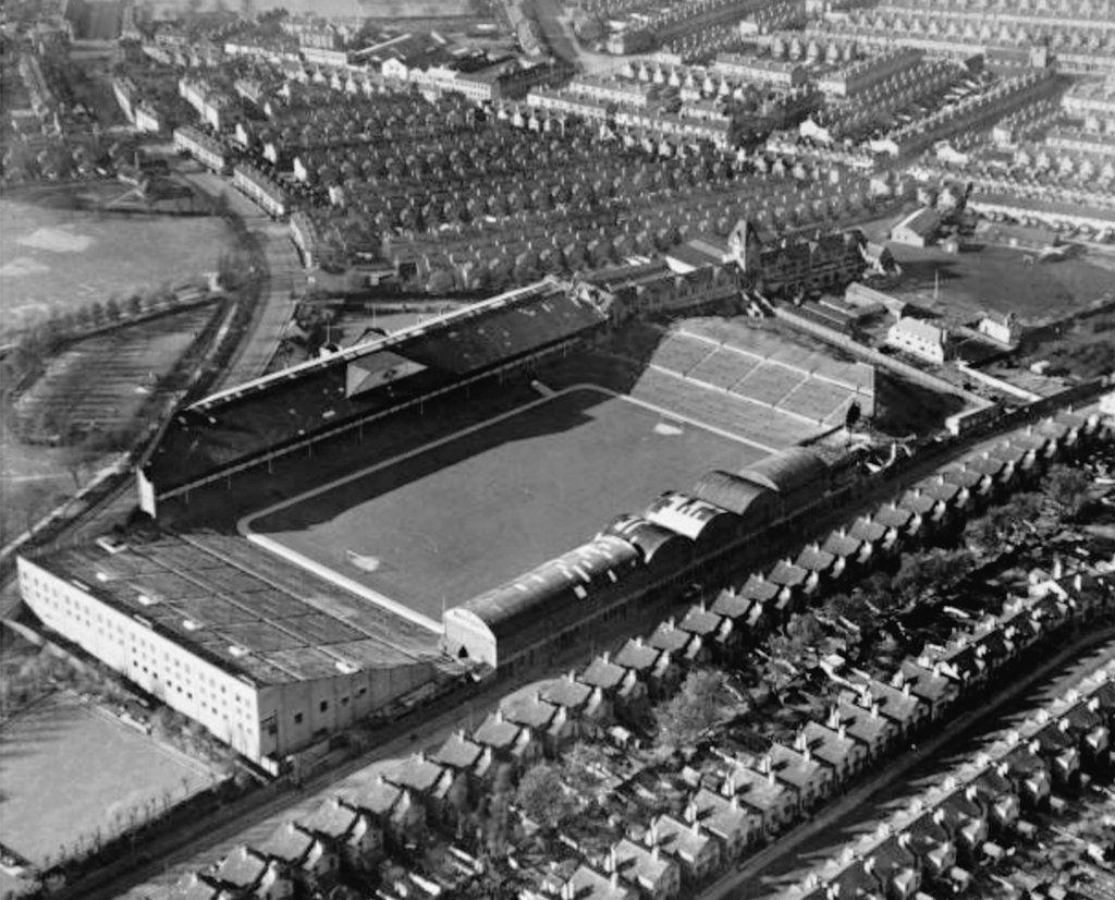 Villa Park, 1951. #AVFC
