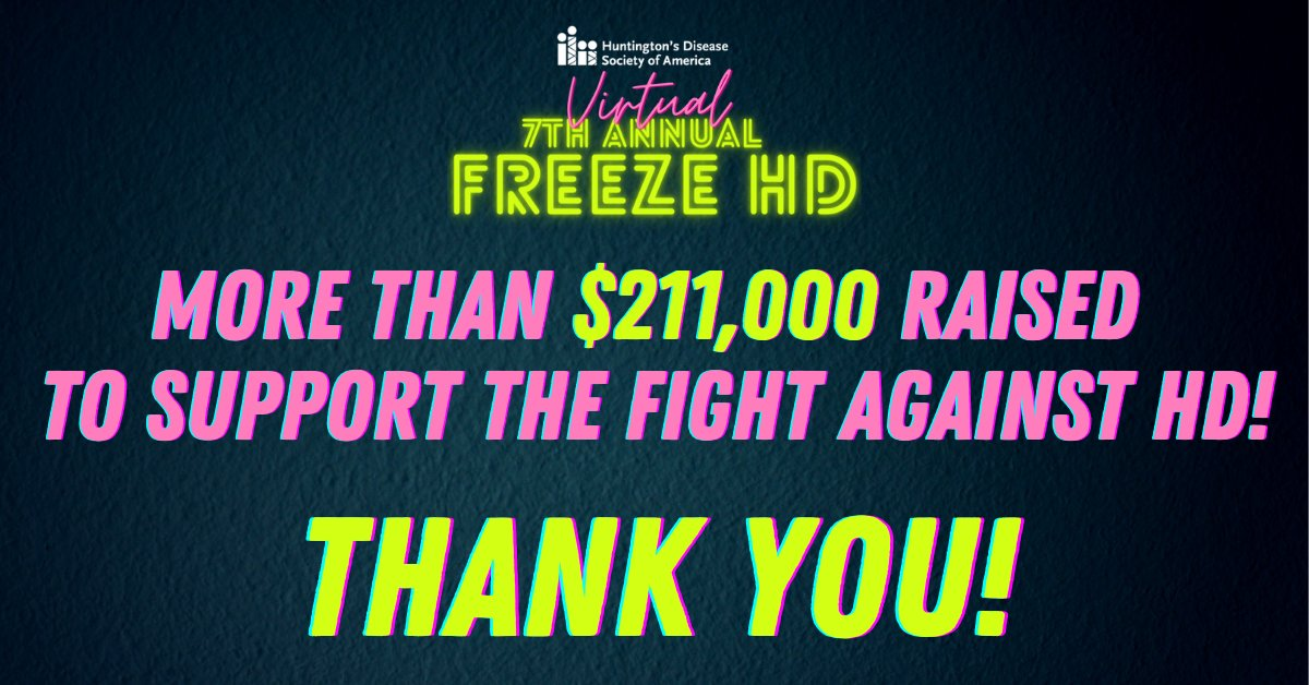 Thank you so much to everyone who shared, donated, participated, all of it!!! It means so much to me!