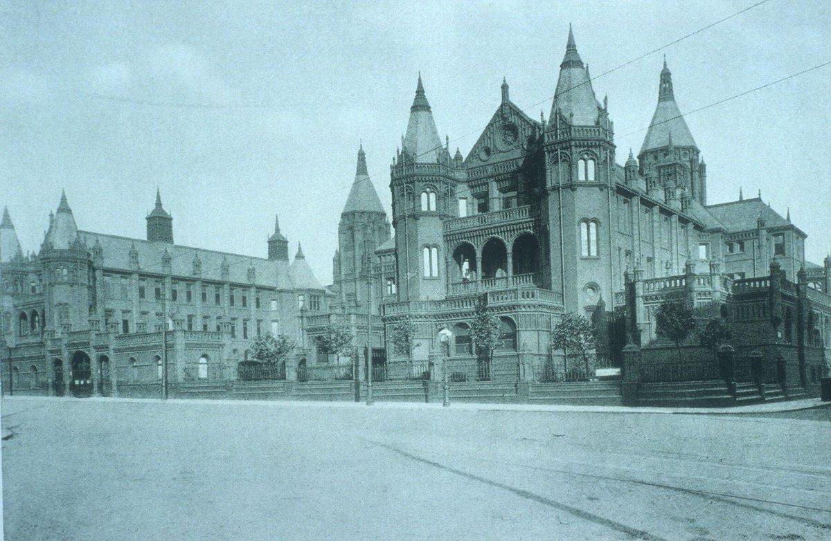 Birmingham General Hospital, Steelhouse Lane - 1925