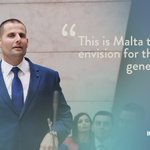 Image for the Tweet beginning: This is #Malta that we