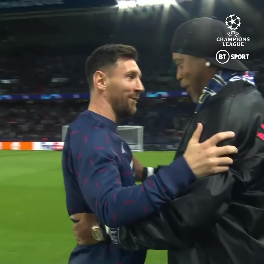 @FootballJOE's photo on Ronaldinho