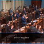 """Image for the Tweet beginning: Quebec Premier @francoislegault: """"The gov"""