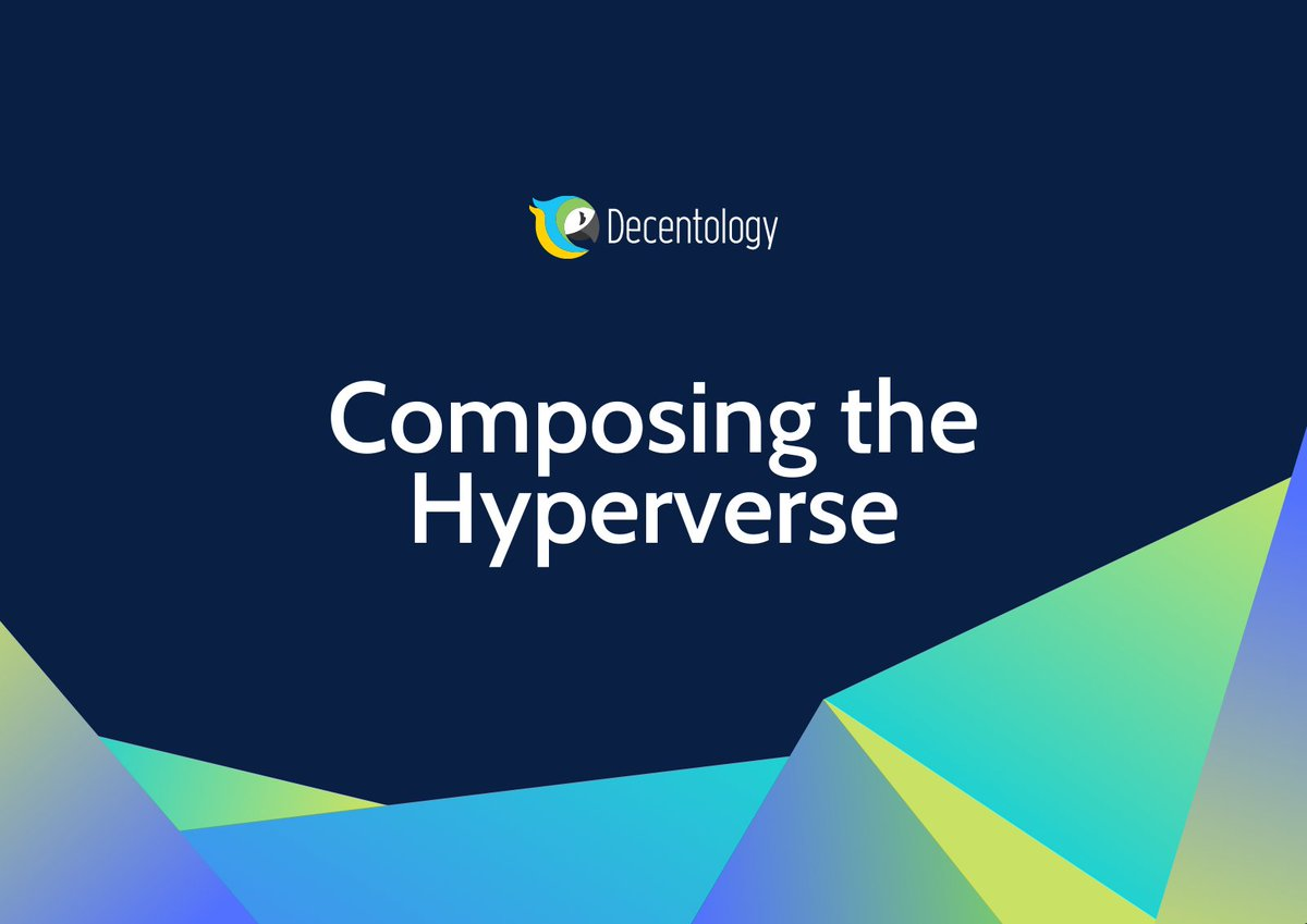 Excited to welcome the #Hyperverse platform to the Algorand ecosystem!
