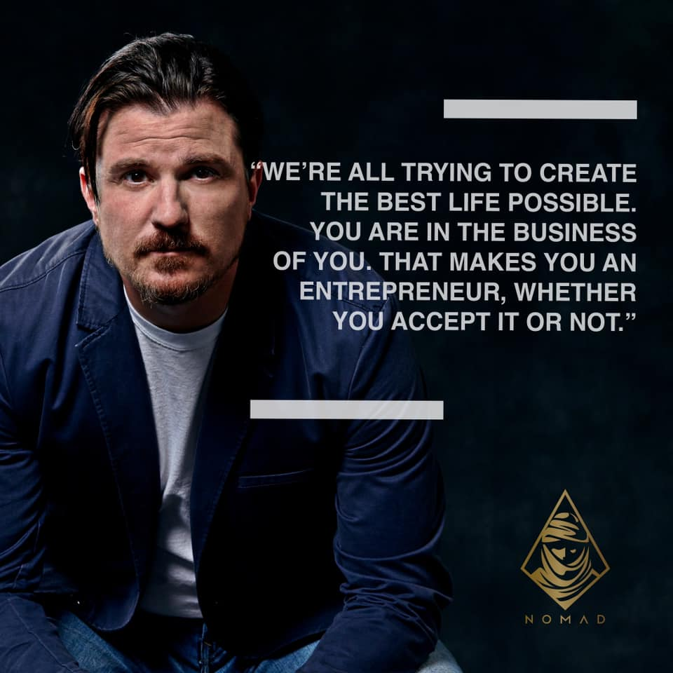 That's a great quote and an excellent way of attacking your professional life no matter what you do for a living.