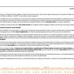 Image for the Tweet beginning: A la comunidad universitaria: