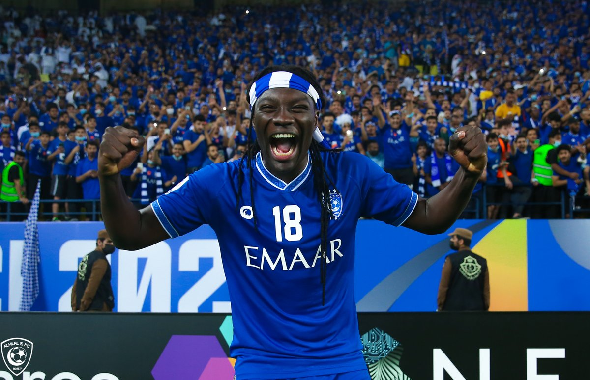 🔙 2 years ago today Bafetimbi Gomis inspired Al Hilal into the @TheAFCCL decider. This week the club legend helped the Saudi superpower reach an 8th final – double what any other club has achieved 🤩  @BafGomis | @Alhilal_EN | #OnThisDay https://t.co/gcaJV58rmZ