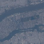 Image for the Tweet beginning: Gorgeous: Central Park as seen