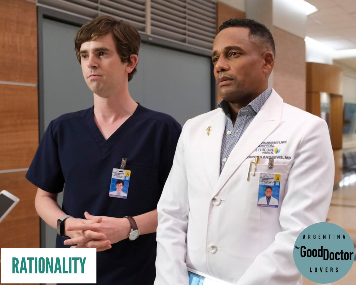 #TheGoodDoctor • 𝙀𝙥𝙞𝙨𝙤𝙙𝙚 5.04 • #Rationality 🧠  Oh #Salen etc, etc, etc,   The episode was directed by #DavidStraiton @gooddrwriters @PKBlake & @TristanThai  Monday October 25th on @ABCNetwork  #Shea #FreddieHighmore  @hillharper @SLfrom