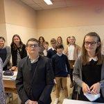Image for the Tweet beginning: Notre journée de l'élégance ce