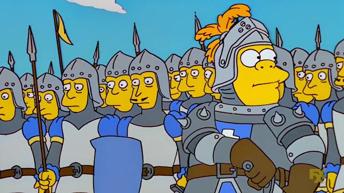 RT @SRandomBot: ㅤ The Simpsons - Season 13 Ep. 14 - Tales from the Public Domain https://t.co/vJHFxagu5w