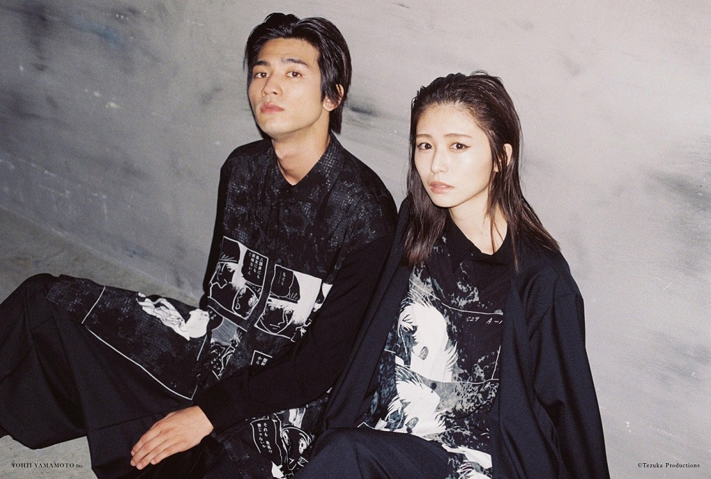 Ground Y × BLACK JACK COLLECTION 11月2日(火)発売