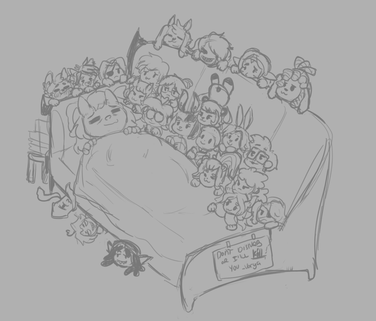 I seriously cannot tag every MOOT I have rn..I really wanted to be productive today despite me beign all tired. but I cannot thank these people enough. yknow who you are. thanks for supportin' me and all..before I passout. I've had to scroll all my followers for you beauties. ;u;